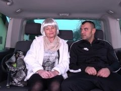 Takevan - Milf cheap slut found on the street and brutal fucked for free