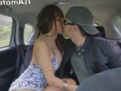 Shemale Latina Having Fun with Lucky Guy