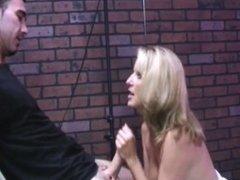 Jodi West Quickie Handjob