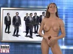 Naked News - Alex Pantos