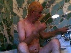 Blonde Hair Orgasm