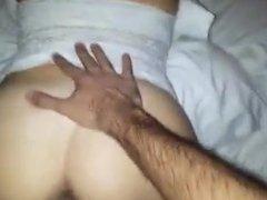 Blonde Milf Orgasms Doggystyle