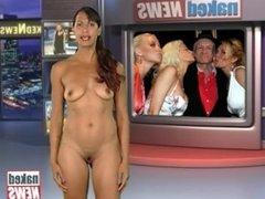 Naked News - April Torres