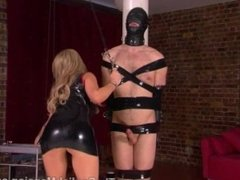 Femdom tease and torture