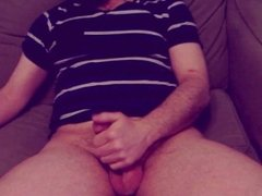 Jerk Off & Poppers (First Video)