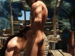 Skyrim Story: The Pirate Whore