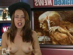 Christine Kerr - Naked News