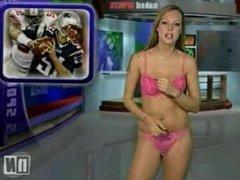 Erica Stevens - Naked News