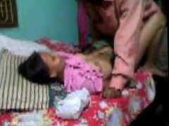 Indian maid fucked by house owner