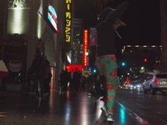 "DJ Snake - Middle"" Lexy Panterra Twerk Freestyle (4K)"