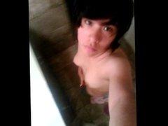 Hand job straight transgender boy