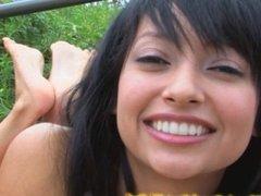 Roxanne Ramirez (Kinky Feet Tease)
