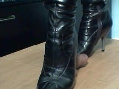 Mistress cleo boots