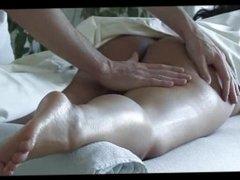Danica Collins Hot sexual massage