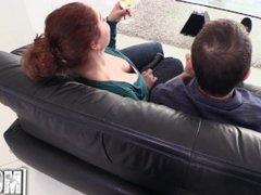Mofos - Dirty-Talking Girlfriend Rides Cock