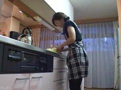Japanese Milf Farting