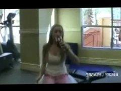 Madison Burping in Public