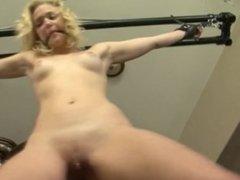 Mia Vallis Rope Bondage Orgasm