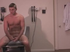 Male Physical Examination - Father and Son