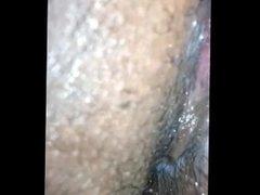 Got her pussy extra creamy