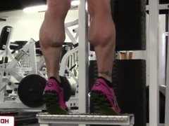 FBB traning legs and calves