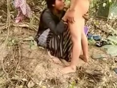 Indian Outdoor Sex_ Indian Sex HD