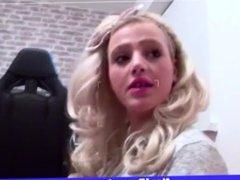 Barbie girl perverted by nerd