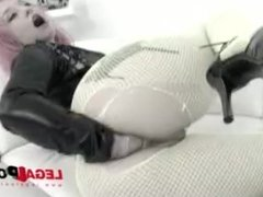 Proxy Paige DAPed & fucked by 4 biggest cocks on LP (PAWG anal) SZ1128