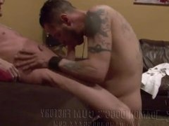 Damon Dogg's First CumUnion - Scene 3 (Part 1)