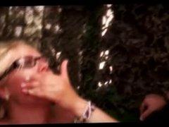 German Creampie Gangbang mit Vicky Wilfing teil 3.