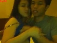 Cute Pinay Teen Softcore Kissing Party And Sex