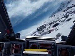 "Star Wars Battlefront: Multiplayer Gameplay  E3 ""Walker Assault"" on Hoth"