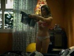 Grazi Massafera - As Brasileiras - Boobs, Ass, Zoom, Slowmotion