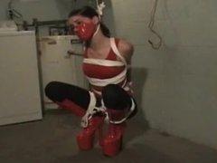 gagged girl 2