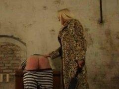 Mistress Keller and a slave