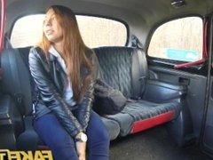 Fake Taxi Voyeur catches sexy couple fucking