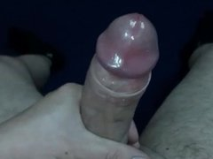 Precum play and thick cumshot - Troubles with the autofocus at the end :)
