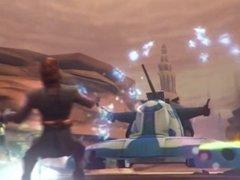 Star Wars: Galaxy of Heroes - Tank Takedown Raid Trailer