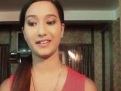 Archana Paneru pornstar n actor strips, dances, gets naked n has fun (7).mp