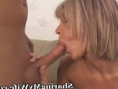 Wife Fucks New Guys And Then Hubby Joins