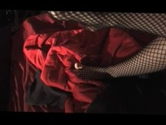 Romantic edging handjob dream with gorgeous curvy coed Kaci Starr!
