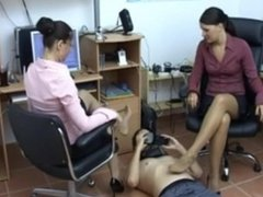 Nylon feet office