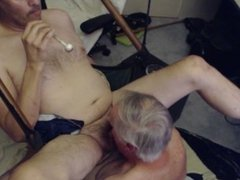 Hands Free Blowjob ~ Giving Head In The Clouds