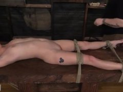 Racked Carolina Sweets - BDSM - Suffering Sweet