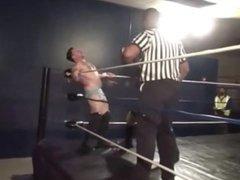 Dangerous Dan vs Jon Thornhill Pro Wrestling