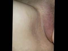 Pussy fucking close up