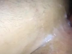 Gooey bareback for tight twink ass