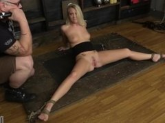Bailey Brooke - BDSM Split Legs - Bodacious Bailey Bratty In Bondage 2