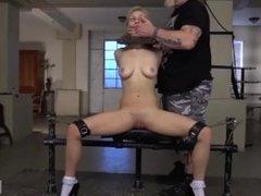Tied Alli Rae - BDSM - Objectifying Alli 2