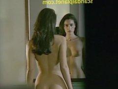Monica Bellucci Nude Boobs And Butt In La Riffa Movie